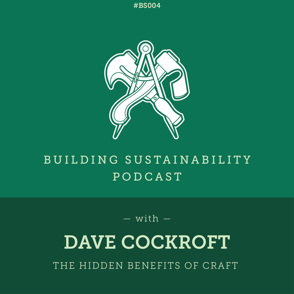 The hidden benefits of craft - Dave Cockroft Image