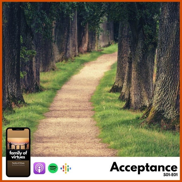 'Acceptance' - Virtues Reflections Image