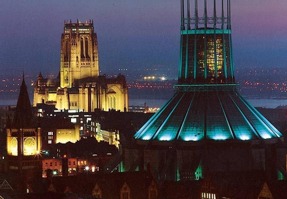 My Hometown: Liverpool, England.