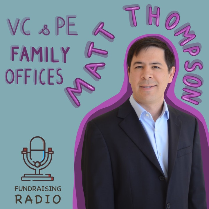 Family offices VS venture funds during covid and where should founders go to get funding, by Matt Thompson.