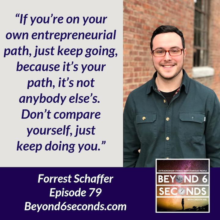 Episode 79: Forrest Schaffer – One Strong Herd