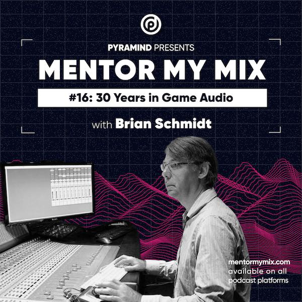 Brian Schmidt - 30 Years in Game Audio Image