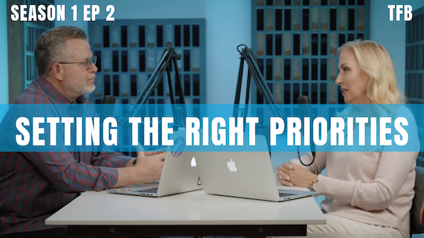 How Successful Parents Set the Right Family Priorities   S1 EP2 Image