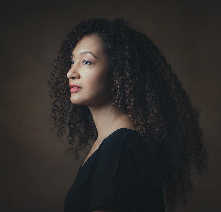 Self portrait artist and Sony Alpha Female Grant Winner, Mary Bel