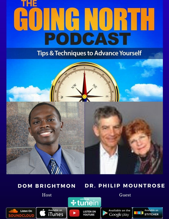 """68 - """"The Ultimate Paradigm Shift"""" with Dr. Phillip Mountrose (@HolisticDrPhil)"""