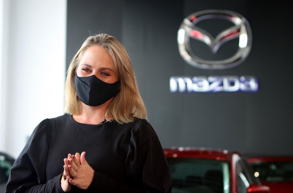 """Tres colombianos fueron reconocidos por el programa """"Héroes Mazda"""""""