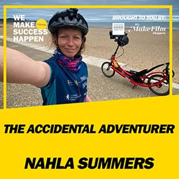 The Accidental Adventurer On Kindness - Nahala Summers | Episode 31 Image