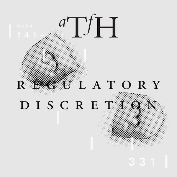 Regulatory Discretion Image