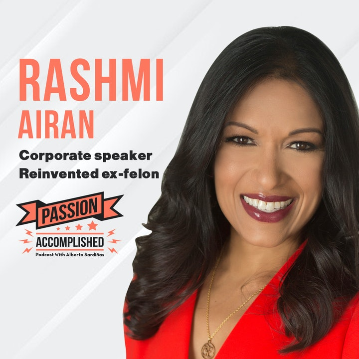 Freed from physical and mental prison with Rashmi Airan