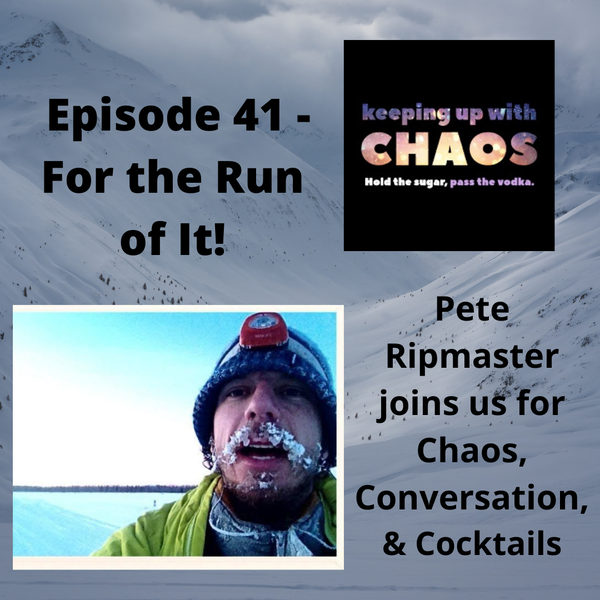 Episode 41 - For the Run of It! Image