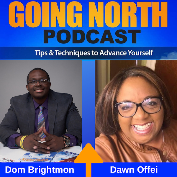 "Ep. 305 – ""The P.U.R.S.U.E Principle"" with Dawn Offei Image"