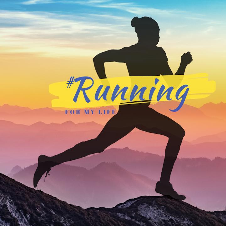 #RunningForMyLife 30 Day Challenge