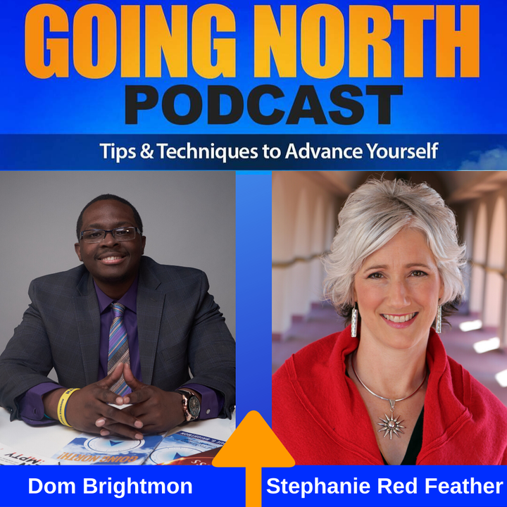 """199 - """"Don't Force"""" with Rev. Stephanie Red Feather, PhD. #chaostoclarity"""