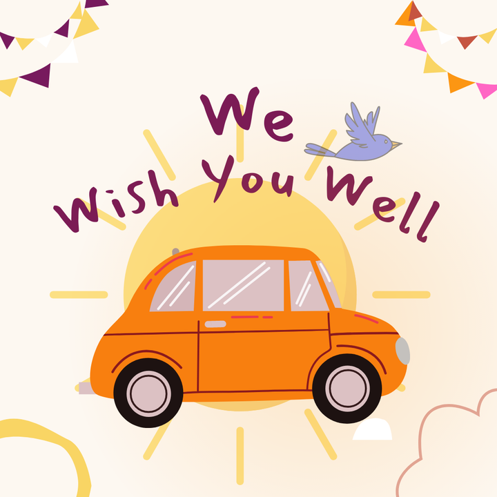 Wish You Well Car Ride