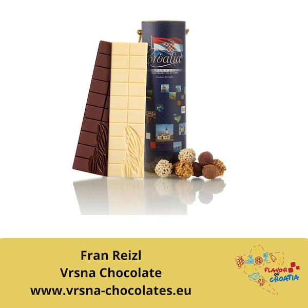 Fran Reizl - Vrsna Chocolates