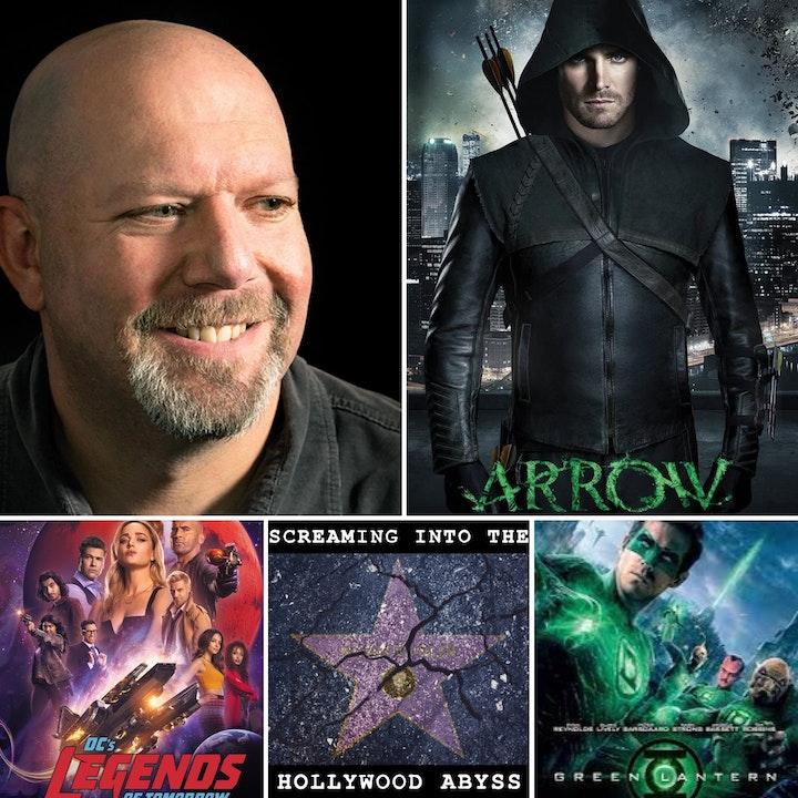 Take 36 - Showrunner Marc Guggenheim, Legends of Tomorrow, Arrow, Green Lantern