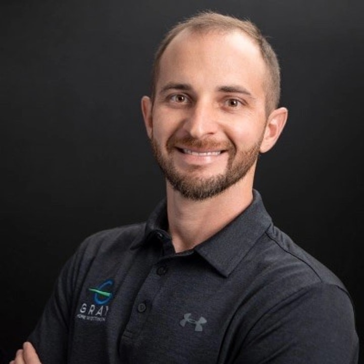Austin Gray with Gray Home Inspections