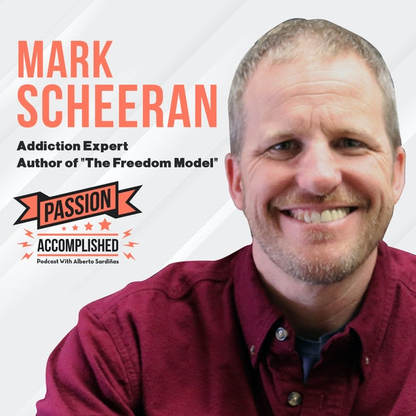 A new road to recover from addiction with Mark Scheeren