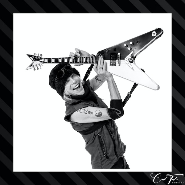 90: The one with Michael Schenker Image