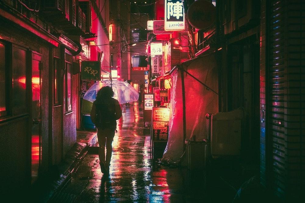 Hauntings in Japan