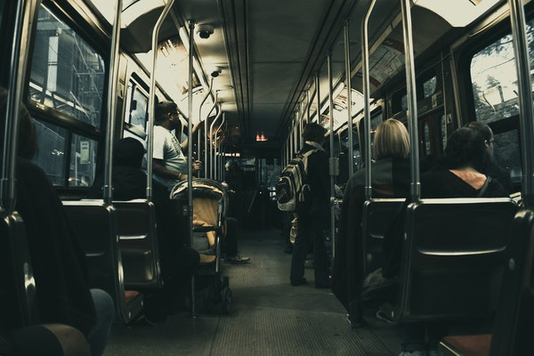 DD 020:  Hello People on the Bus, Lack of Communication, Talking to Strangers in the Grocery Store, Counselors Are People Too, Moth to a Flame and Getting to Know Yourself. Image