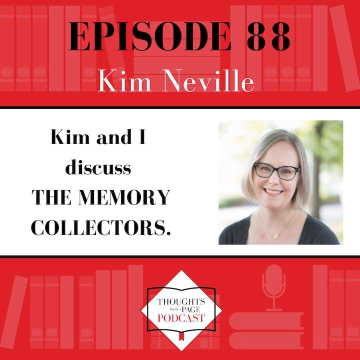 Kim Neville - THE MEMORY COLLECTORS