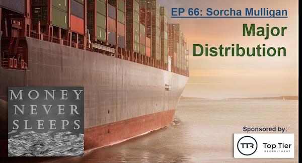 066: Major Distribution - Sorcha Mulligan from SMEChain Image