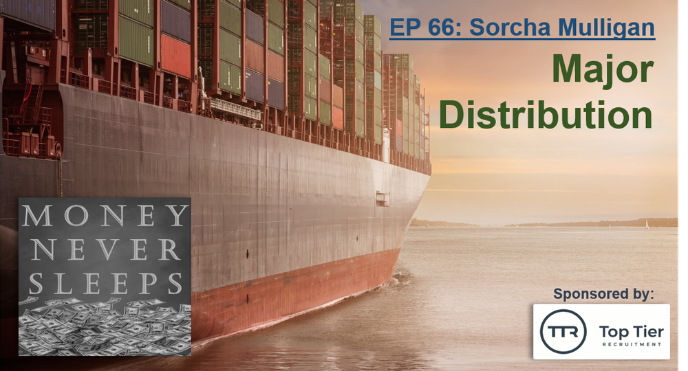 066: Major Distribution - Sorcha Mulligan from SMEChain