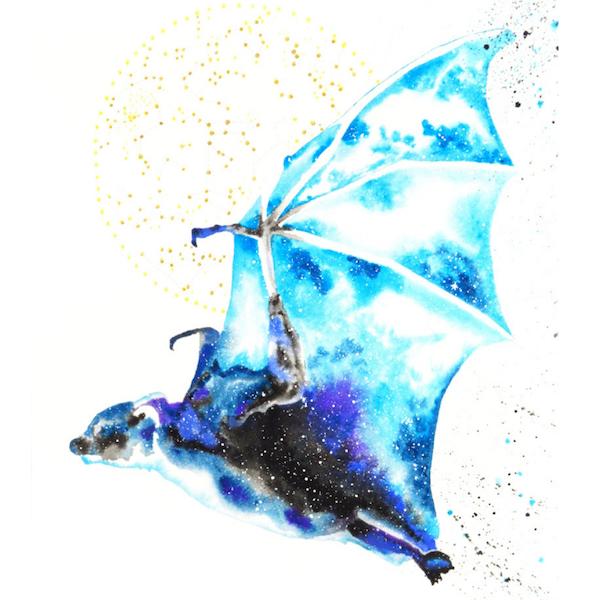 Tanya Casteel: Painter of Cosmic Animals Image
