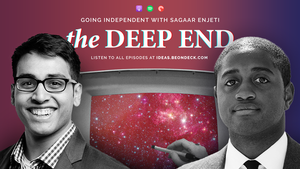 Going Independent with Saagar Enjeti, Co-host of Breaking Points Image
