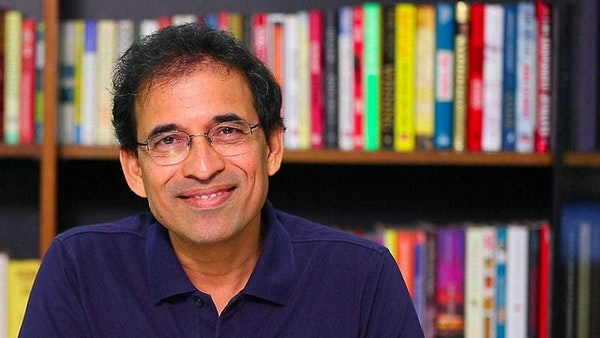 Harsha Bhogle: On Embracing Mistakes, Managing Self Esteem, and Finding Happiness In Small Things Image