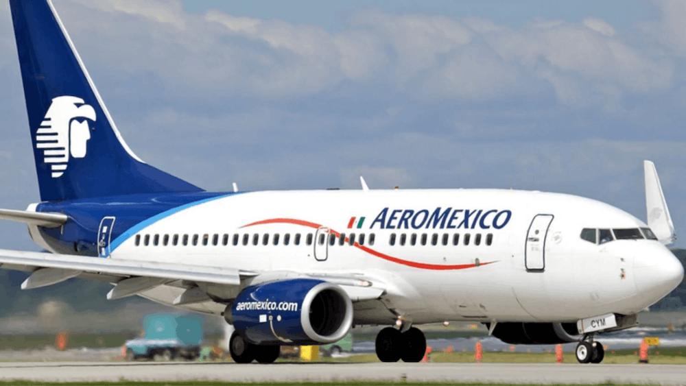 Aeroméxico decide retornar a Nicaragua el 1 de julio