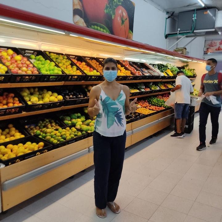 San Andrés estrenó un nuevo supermercado digital con más de 4.000 productos que se pueden comprar en línea