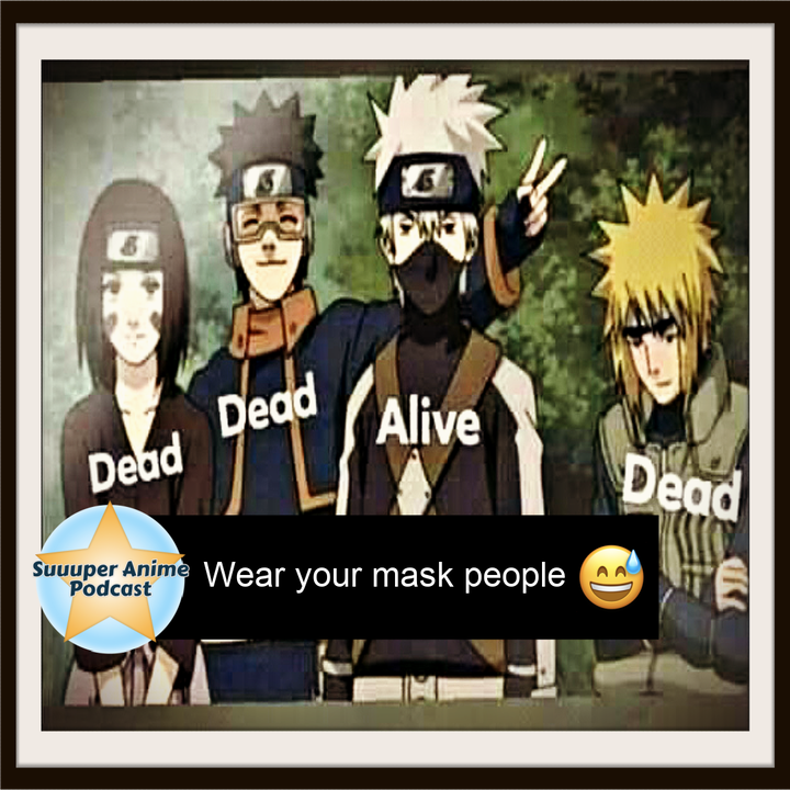 Mask On - Which Anime Character Did We Pick To Sell A Mask To? | Bonus Ep.