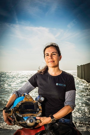 When Scuba Diving Goes Nuclear: Kyra Richter on her life as a nuclear power plant diver