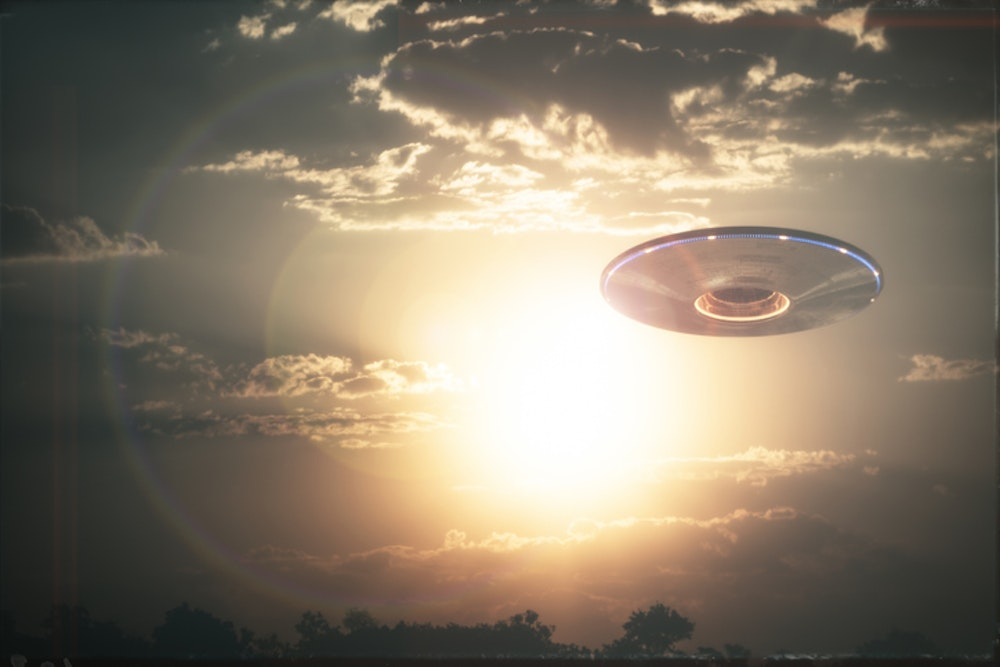 UFO Mysteries: Part One