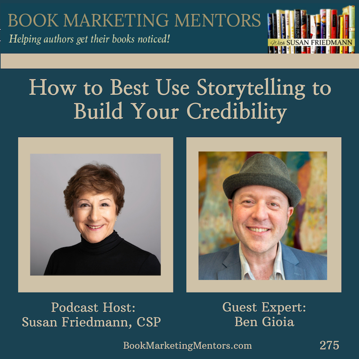 How to Best Use Storytelling to Build Your Expert Credibility  - BM275