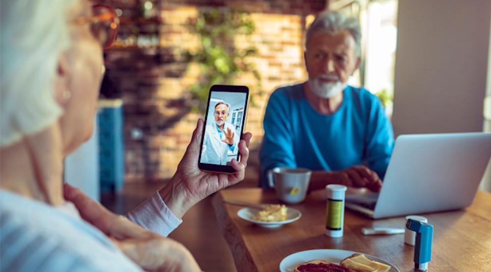 Telemedicine and Selling Seniors Short.  California Recall Update.