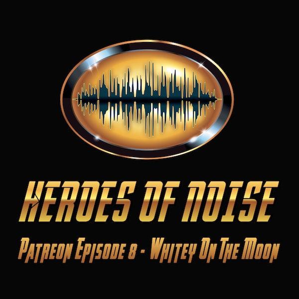 """Patreon Episode 8 - """"Whitey On The Moon"""" Image"""