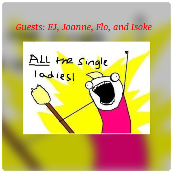 To be...or not to be...SINGLE (WOMEN Edition) Image