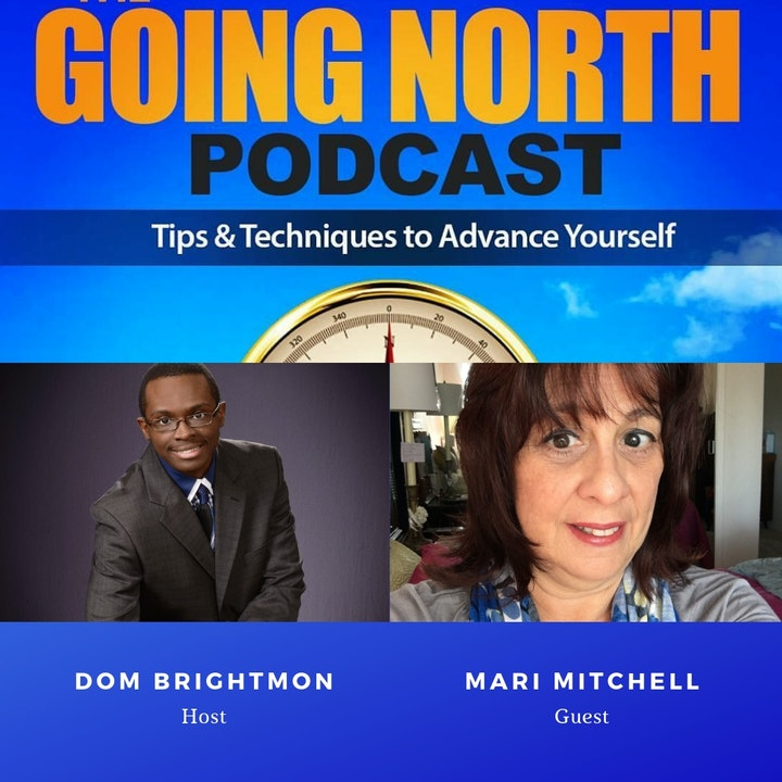 """Host 2 Host Special - """"Dare to Be Authentic"""" with Mari Mitchell (@coachmariporter)"""