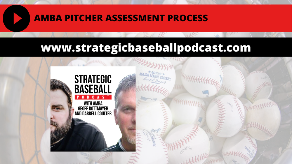 Athletic Mission Baseball Academy Baseball Pitcher Assessment Process