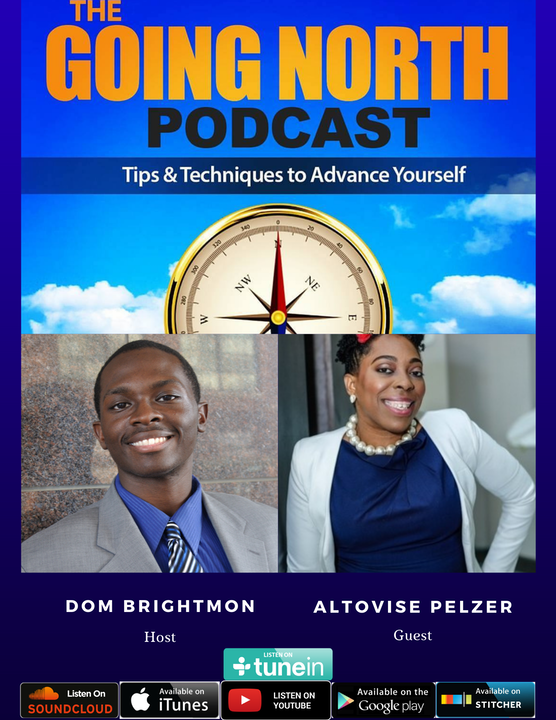 "12 - ""Introverts Unite"" with Altovise Pelzer (@FindYourVoiceNow)"