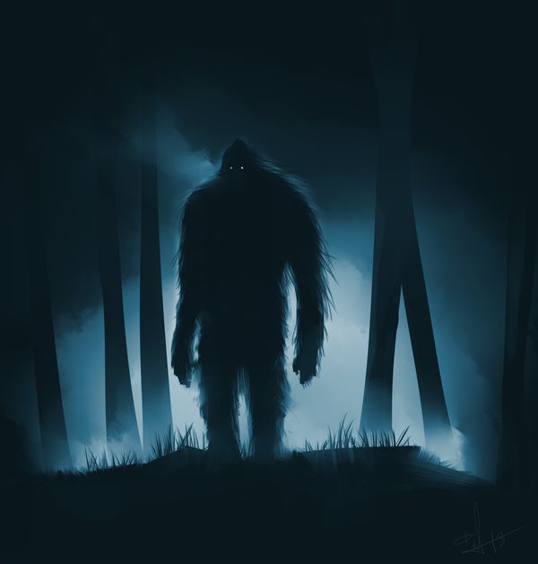 Sasquatch Encounters on The Reservation Image