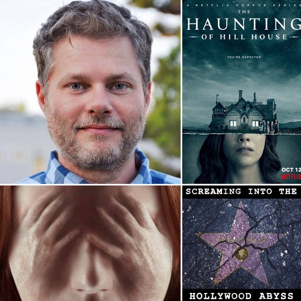 Take 12 - Writer Jeff Howard, Haunting of Hill House, Oculus, I Know What You did Last Summer