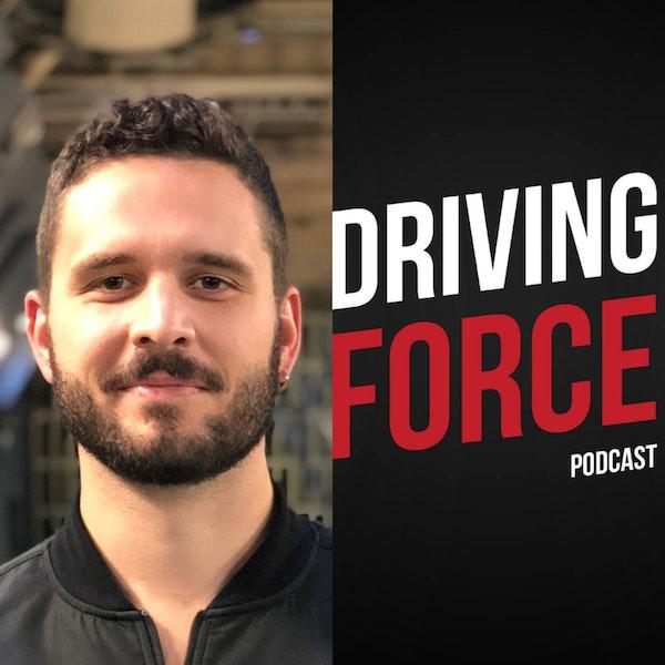 Episode 74: Nikola Mrvaljevic - Improving human performance through Strive, former pro basketball player