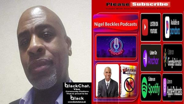 Karlos Anthony Co-Founder of Social Media Platform Black Chat