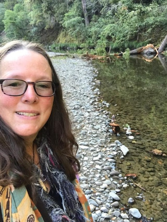 Episode #43 - Christine Gautreaux (a Trail Dames story)