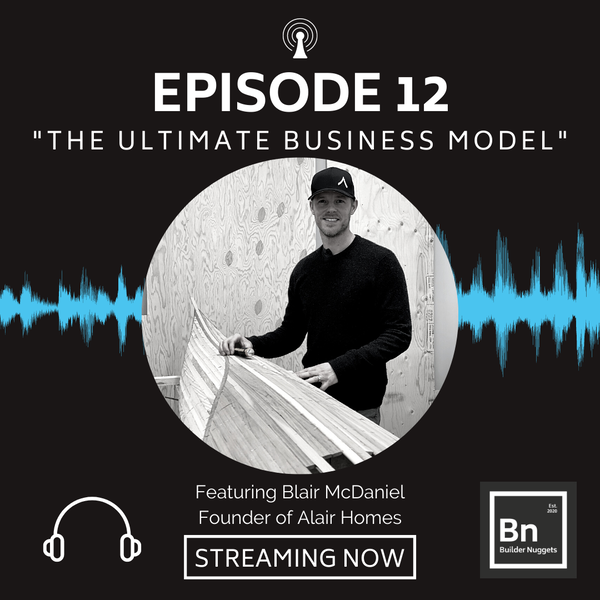 EP 12: The Ultimate Business Model
