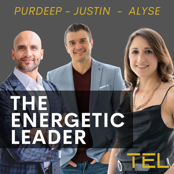 The Energetic Leader